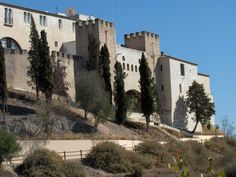 Castelo de Alcácer do Sal ou Pousada D. Afonso II