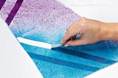 Fashionspray Marabu, 100 ml karibik Plastic Cutting Board, Printed Shirts, Hacks, Lettering, Prints, Crafting, Fabric Painting, Caribbean, Stencils