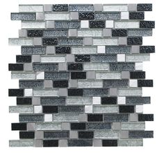 Would Look Great In A Kitchen Grey Mosaic Tiles Bathroom Tile Bathrooms