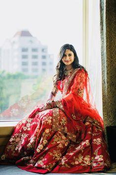 Wedding Sari, Wedding Dress Trends, Designer Wedding Dresses, Wedding Reception, Bridal Lehenga Images, Latest Bridal Lehenga, Lehenga Jewellery, Temple Jewellery, Bridal Tips