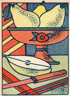 rmgdesign:  #illustration (via Coloriages (1942) «Present&Correct)
