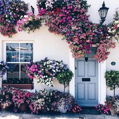 Pin for Later: The 26 Most Breathtakingly Beautiful Blue Doors From Around the World Seaside Elegance