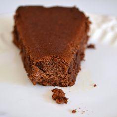 Privé de dessert!!!: Gâteau au chocolat tout léger sans gluten et à IG bas