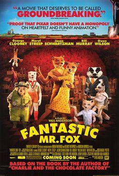 Fantastic Mr. Fox 2009 film
