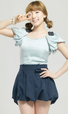 Kim Tae-Yeon / Kim Taeyeon ★ #SNSD #KPop