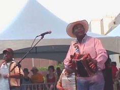 Geno Delafose - amazing zydeco music, so disappointed he won't be playing in NOLA when we're there
