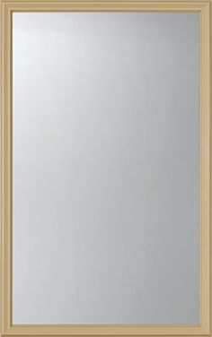 "ODL Clear Low-E Door Glass - 24"" x 38"" Frame Kit 