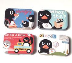 Penguin Tins