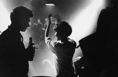 Leonard Freed, night club. Frankfurt am Main, West Germany 1965