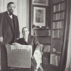 Debussy and Stravinsky