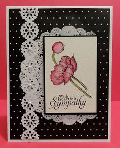 Stampin For Me: Simply Sketched