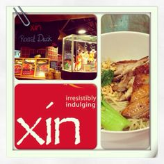 XIN Roast Duck open at Pasaraya foodcourt - Dapur Raya
