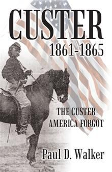LandmarkHunter com   George Armstrong Custer Equestrian Monument James Bovard Crow scout serving with George Armstrong Custer s      expeditions against  the Sioux and Northern Cheyenne that culminated in the Battle of the Little
