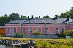 Suomenlinna fortress island, Helsinki, Finland