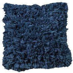 Westex Urban Loft Paper Shag Throw Pillow & Reviews | Wayfair.ca
