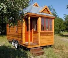 Tiny House Movement Pushing the Boundaries of Traditional Zoning | Planetizen: The Urban Planning, Design, and Development Network