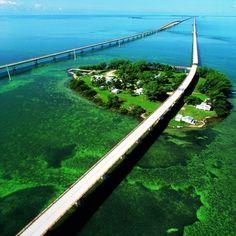 The Overseas Highway 1, Florida Keys