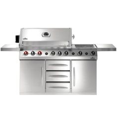 Prestige V Series Gas Grill. Embrace your inner chef. This fully loaded grill has the features you'll need for restaurant style results. Barbecue Grill, Grilling, Smoking Recipes, Built In Grill, The Prestige, Kitchen Appliances, Outdoor Decor, Outdoor Fireplaces, Gourmet