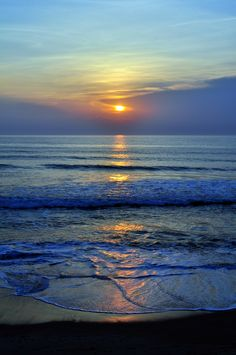 picture i took of an obx sunrise 2011.  <3