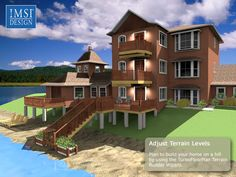 1000 images about turbofloorplan 3d on pinterest cad for Home design rendering software