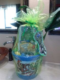 Spiderman easter basket cabe found at debs creations at www spiderman easter basket cabe found at debs creations at facebookdebscreationc2014 easter baskets pinterest easter baskets and easter negle Gallery