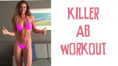 This is a killer outdoor workout that will get your abs bikini ready in no time. We target your whole mid section for flat toned mid-section. Hope you ladies enjoy.    Did you also know my latest program F.I.T. phase 3 program had been especially designed so you can get those sculpted abs, every girl dreams of. Check it…