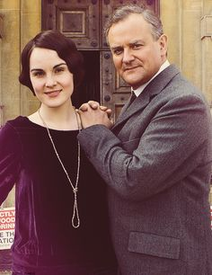 Behind the Scenes on Downton Abbey