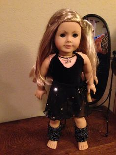 18 Inch American Girl Doll Clothes Disco Dance by TCsTreasures, $25.00