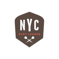 Identity for NYC Dart League by Dustin Wallace