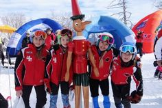 Pinocchio sugli sci 2016 Pinocchio, Sport, Deporte, Sports