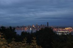 Seattle - View from West Seattle