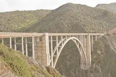 Bixby Bridge. Big Sur, CA http://www.gsom.com/places