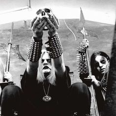 metalfuckingheads:  Satyricon  ✝