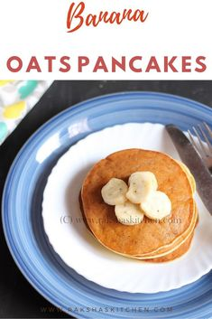 Recipes Breakfast Pancakes Banana oats pancake is a healthy oatmeal recipe made in a jiffy. Make these best breakfast pancakes. These are gluten free pancakes, healthy pancakes with oats and banana. Best Egg Recipes, Brunch Recipes, Real Food Recipes, Great Recipes, Breakfast Recipes, Favorite Recipes, Breakfast Ideas, Yummy Recipes, Banana Oat Pancakes