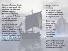 Cancion del pirata es un poema escrito por Jose de Espronceda, uno de los mejores poetas españoles de esta época.