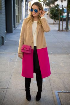 Le manteau en laine bouillie est une solution superbe pour la saison froide. Pratique, joli et agréable à porter, il est une classique pour la femme stylée.