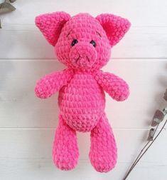 Free Crochet, Dinosaur Stuffed Animal, Crochet Patterns, Teddy Bear, Toys, Handmade, Animals, Amigurumi, Activity Toys