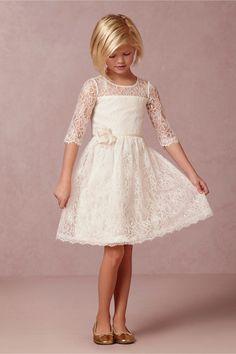 BHLDN Annie Dress in  Dresses Flower Girl Dresses at BHLDN