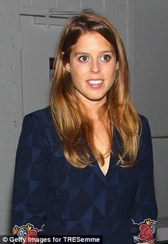 She's known for her love of the finer things in life and it seems that Princess Beatrice has crafted a high-end wardrobe to fit with her glamorous lifestyle