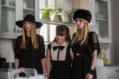 "American Horror Story Season 3 Episode 9 Review - Spoilers Episode 10 ""The Magical Delights of Stevie Nicks""  #AHS #AmericanHorrorStory"