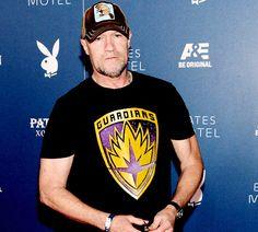 Michael Rooker from The Walking Dead