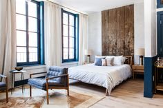 Check out the beautiful interiors of this boutique hotel with a Design Milk-exclusive video.