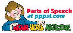 Nouns (Parts of Speech) - FREE Language Arts Presentations in PowerPoint format, Free Interactives & Games Speech Language Pathology, Speech And Language, Language Arts, Free Powerpoint Presentations, Powerpoint Format, Nouns For Kids, Parts Of Speech Games, Text To Self, Nouns And Verbs