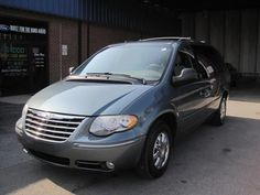 2005 Chrysler Town & Country, 148,033 miles, $6,865.