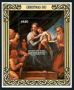 PENRHYN ISLAND Sc.# 358 Christmas