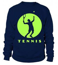 Tennis ball racket Ace sports team player mom dad tenis T shirt - Tennis shirts (*Partner-Link) Women's Badminton, Badminton Shirt, Lining Badminton, Tennis Shirts, Tennis Clothes, Comic, Sport Tennis, Beach Tennis, Tennis Fashion