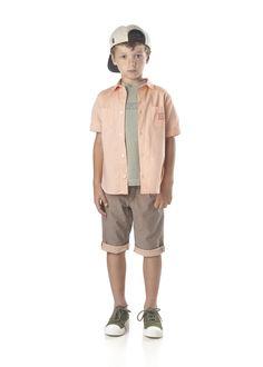 Fendi Junior Spring/Summer 2014 collection Look 52