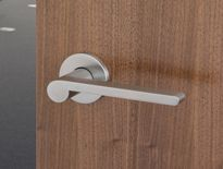 41021 - FSB lever handles with concealed fixing roses