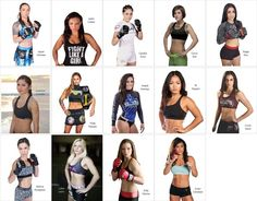 King of the Cage Signs Fourteen Women Fighters to Exclusive Contracts