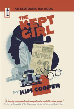 The Kept Girl by Kim Cooper (paperback)
